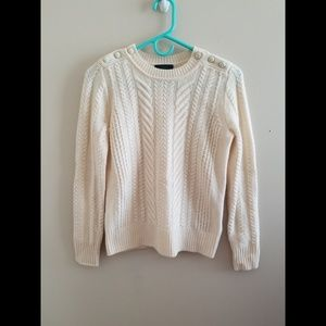 NWOT J.  Crew Wool Sweater Size XS